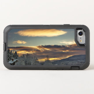 Cloudy Mothership OtterBox Defender iPhone 8/7 Case