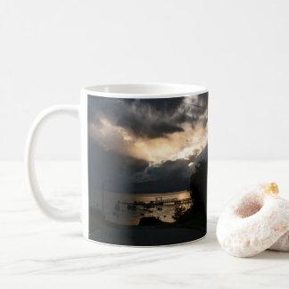 Cloudy Patagonian sunset Coffee Mug