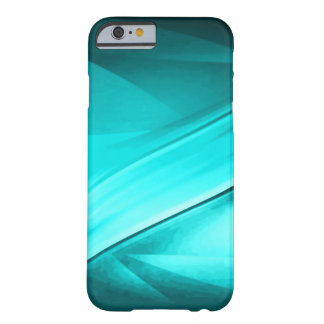 Cloudy Skies Abstract Custom iPhone Barely There iPhone 6 Case