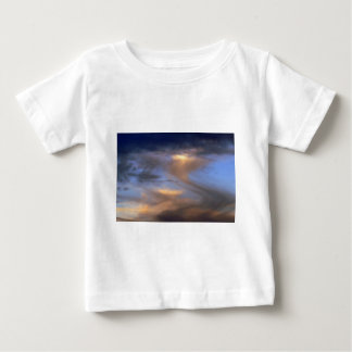 Cloudy Skies Baby T-Shirt