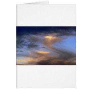 Cloudy Skies Card