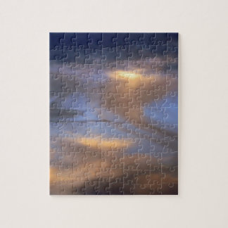 Cloudy Skies Jigsaw Puzzle