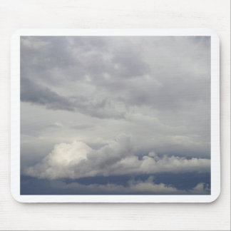 Cloudy Skies Mouse Pads