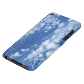 Cloudy Sky Barely There iPod Case