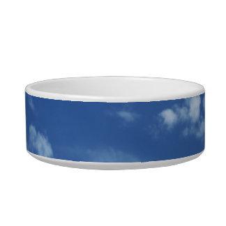 Cloudy Sky Bowl