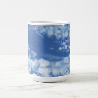 Cloudy Sky Coffee Mug