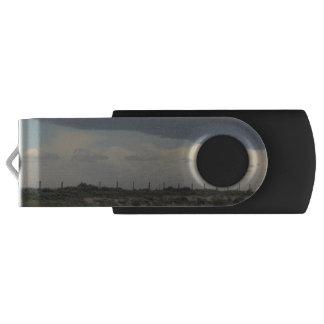 Cloudy Sky Flash Drive