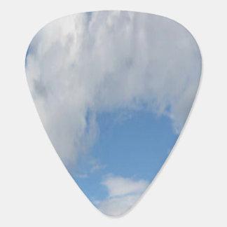Cloudy Sky Guitar Pick