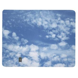 Cloudy Sky Journal