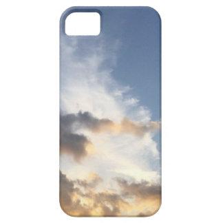 Cloudy sky phone case