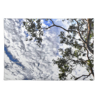 CLOUDY SKY QUEENSLAND AUSTRALIA PLACEMAT