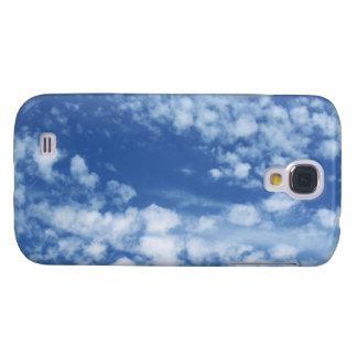 Cloudy Sky Samsung Galaxy S4 Cases