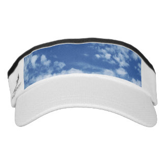 Cloudy Sky Visor