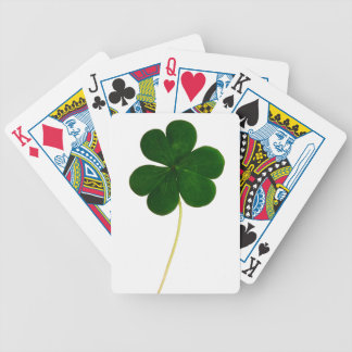 Clover Bicycle Playing Cards
