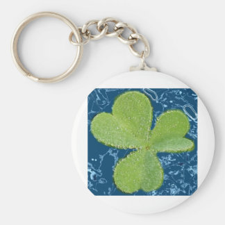 Clover Days Key Chain