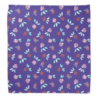 Clover Flowers Bandana
