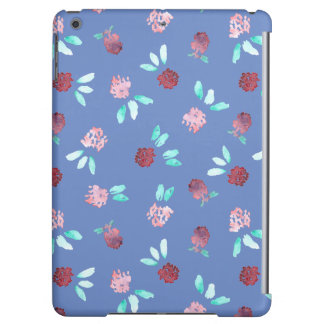 Clover Flowers Glossy iPad Air Case