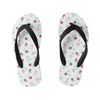 Clover Flowers Kids' Flip Flops Thongs