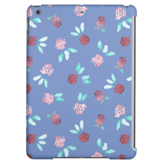 Clover Flowers Matte iPad Air Case
