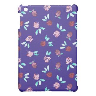 Clover Flowers Matte iPad Mini Case