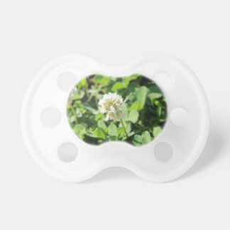 Clover & Flowers Pt 2 Baby Pacifiers