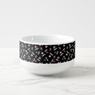 Clover Flowers Soup Mug