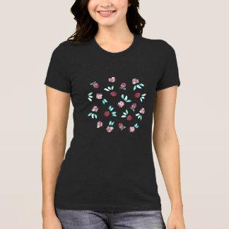 Clover Flowers Women's Favorite Jersey T-Shirt