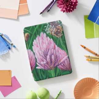 Clover in the Meadow iPad Cover