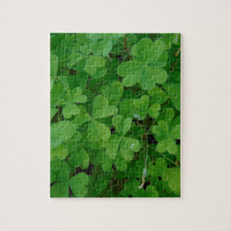 Clover Jigsaw Puzzle