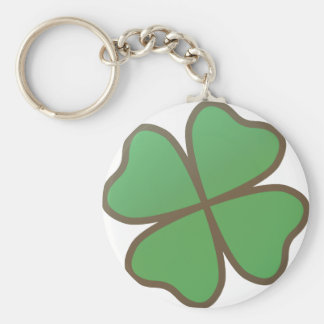 Clover Key Chains
