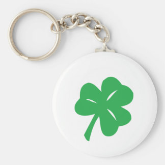 Clover Leaf Keychain