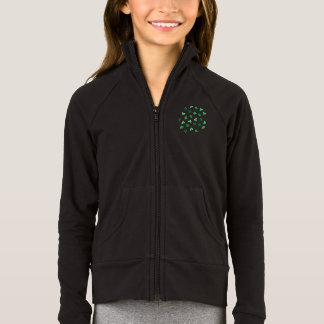 Clover Leaves Girls' Practice Jacket