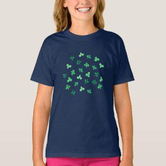 Clover Leaves Girls' T-Shirt