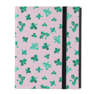 Clover Leaves iPad 2/3/4 Case