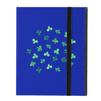 Clover Leaves iPad 2/3/4 Case with No Kickstand Case For iPad