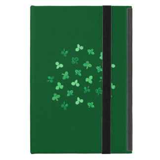 Clover Leaves iPad Mini Case with No Kickstand