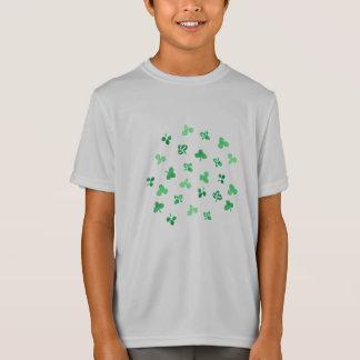 Clover Leaves Kids' Sports T-Shirt