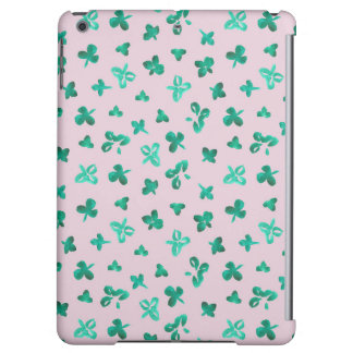 Clover Leaves Matte iPad Air Case