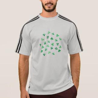 Clover Leaves Men's Sports T-Shirt