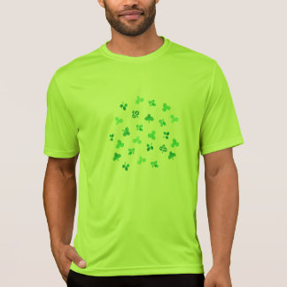 Clover Leaves Men's Sports T-Shirt
