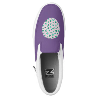 Clover Leaves Slip On Shoes