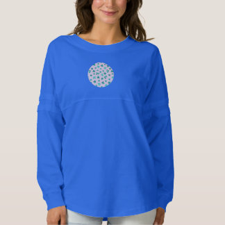 Clover Leaves Women's Spirit Jersey Shirt