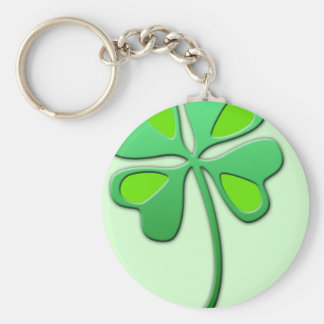 Clover Light Key Chain