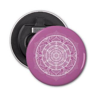 Clover Mandala Bottle Opener