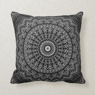 Clover Mandala Cushion