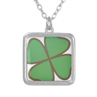 Clover Personalized Necklace