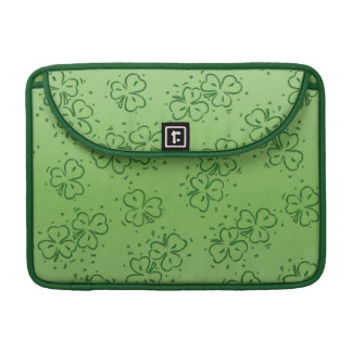 Clover Over and Over Sleeve For MacBooks