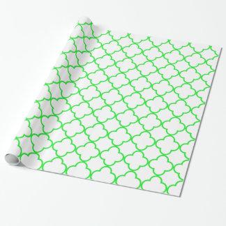 Clover Pattern 1 Green