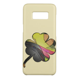 Clover sheet multicolored examined Case-Mate samsung galaxy s8 case