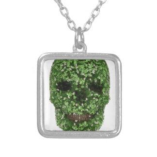 Clover Skull Jewelry